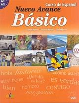nuevo avance basico libro del alumno cd photo
