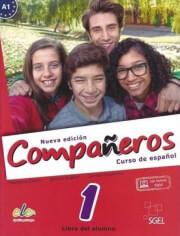 companeros 1 libro del alumno actividades cd photo