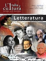 collana l italia e cultura letteratura photo