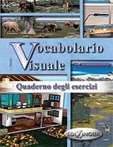 vocabolario visuale quaderno degli esercizi photo
