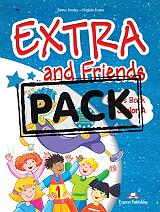 extra and friends junior a power pack alphabet book activity book vocabulary grammar practice pupils book photo