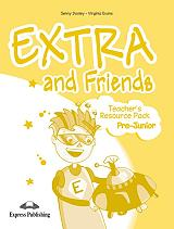 extra and friends pre junior teachers resource pack photo