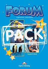 forum 1 power pack students book photo