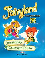 fairyland one year course junior a b vocabulary and grammar practice photo