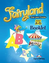 fairyland one year course junior a b booklet photo