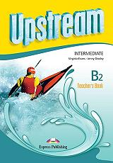 upstream intermediate b2 revised edition teachers book photo