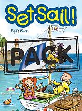 set sail 1 pupils book pack pupils audio cd storybook photo