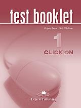 click on 1 test booklet photo
