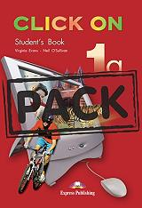 click on 1a students book cd pack photo