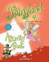 fairyland 4 activity book photo