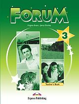 forum 3 teachers book photo