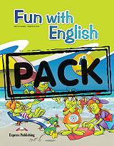 fun with english pack 4 primary pupils book photo