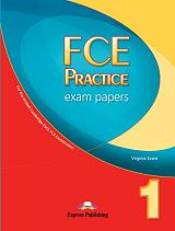 fce practice exam papers 1 students book for the revised fce photo