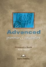 advanced grammar and vocabulary students book photo