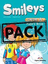 smileys junior a pupils book alphabet book multi romiebook photo