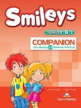 smileys junior b companion vocabulary and grammar practice photo