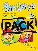 smileys 2 pupils book multi rom iebook photo