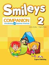 smileys 2 companion vocabulary and grammar practice photo