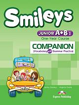 smileys junior a b one year course companion vocabulary and grammar practice photo