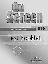 on screen b1 test booklet photo
