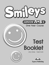 smileys junior a b one year course test booklet photo