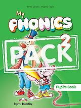 my phonics 2 pupils book audio cd photo