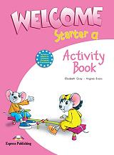 welcome starter a activity book photo