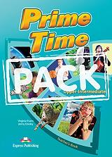 prime time upper intermediate pack 2 with fce for schools practice tests photo