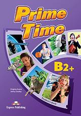 prime time b2 students book photo