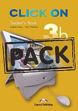 click on 3b students book cd photo