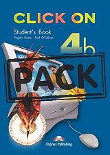 click on 4b students book cd photo