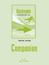 upstream beginner a2 companion photo