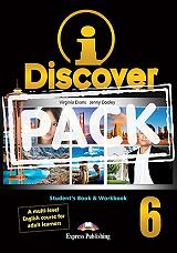 i discover 6 students book and workbook iebook photo
