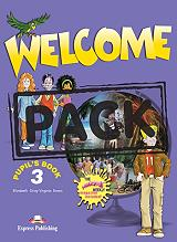 welcome 3 pupils pack cd photo