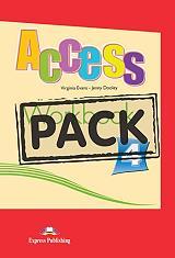 access 4 workbook dvd presentation skills digibook app photo