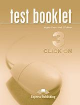 click on 3 test booklet photo