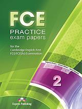 fce practice exam papers 2 students book for the updated 2015 photo