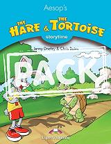 the hare and the tortoise with audio cd dvd pal photo