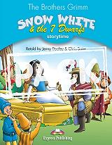 snow white and the 7 dwarfs set with multi rom pal photo