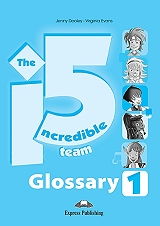 the incredible 5 team 1 glossary photo
