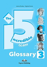 the incredible 5 team 3 glossary photo