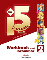 the incredible 5 team 2 workbook and grammar with digibook app photo