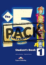 the incredible 5 team 1 students book iebook photo