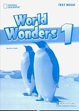 world wonders 1 test book photo