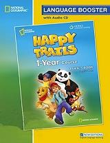 happy trails 1 one year course language booster cd pack photo