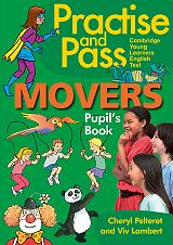 practice and pass movers students book photo