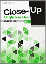 close up b2 english in use photo