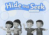 hide and seek 1 activity book audio cd photo