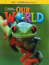 our world 1 workbook audio cd american edition photo