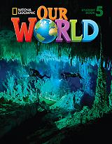 our world 5 students book cd rom american edition photo